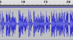 audacity wave picture