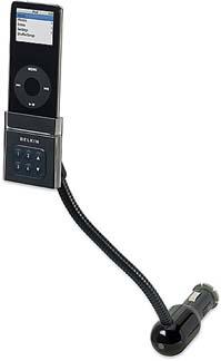 Belkin Tunebase FM transmitter