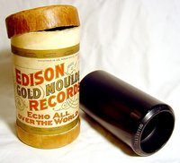 edison cylinder from 1906