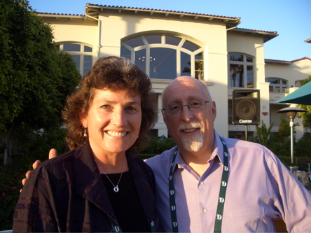 Allison meets Walter Mossberg