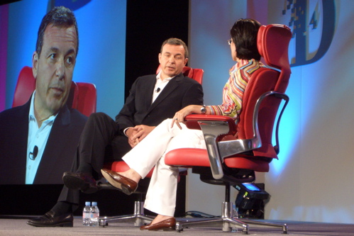Robert Iger CEO of Disney