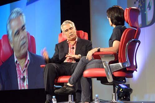Antonio Perez, CEO of Kodak