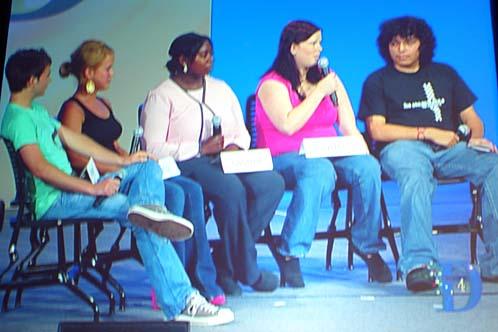 teen panel