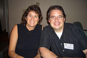Al and Alex Lindsay