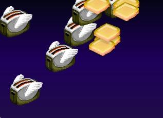 flying toaster shot