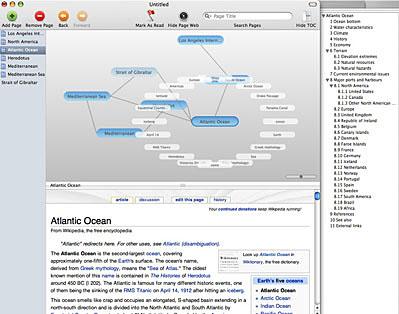 messy page web view