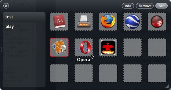 overflow with Opera highlighted