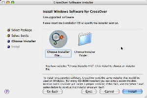 install unsupported app