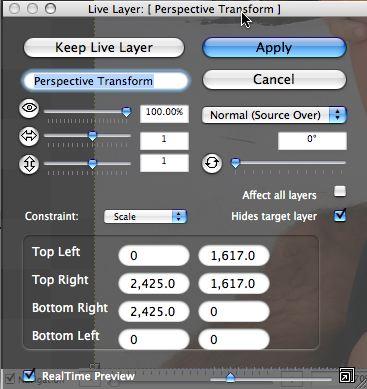live layer