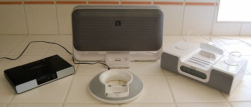 4 ipod speaker systems