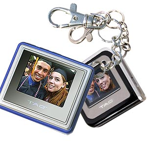 digital keychain at costco