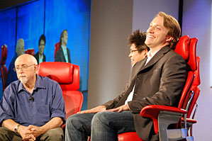Steve Chen & Chad Hurley YouTube