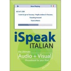 ispeak italian cover art