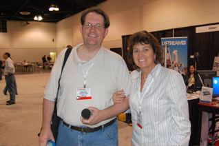 Greg Lemon and Allison