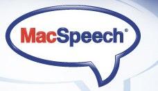 macspeech logo