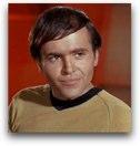 Pavel Chekov from Star Trek TOS