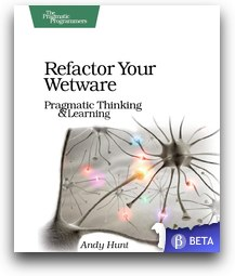 refactor your wetware book