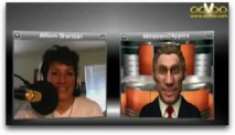 screenshot of the ooVoo interview