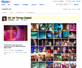 sets in flickr instead of albums