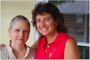Melissa & I at the Henry Clay
