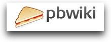 pbwiki logo