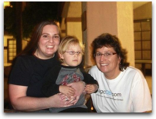 Melissa, LD and Al