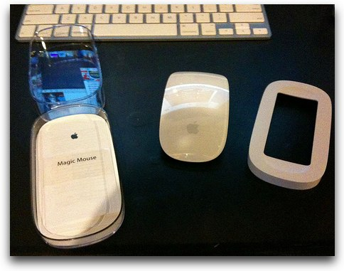 Magic Mouse Unboxing