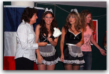 Allison (and French Maids)