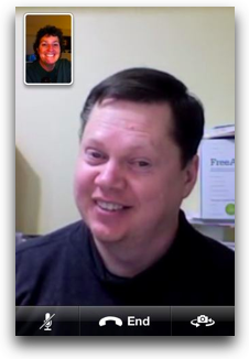 Allister Jenks, aka @zkarj and Allison on Faceplant