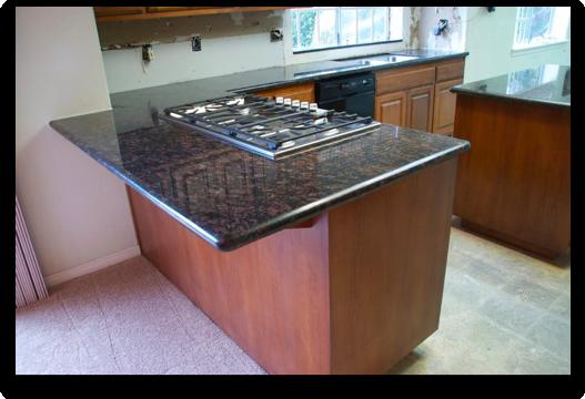 Mahogany Kitchen Cabinets Color Schemea