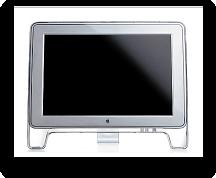 apple 22 inch cinema display