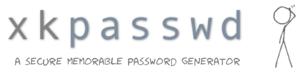 logo for xkpasswd