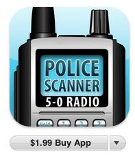 5-0 Radio icon for iTunes