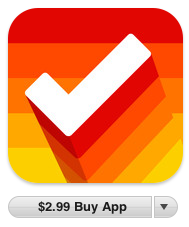Clear logo from iTunes store