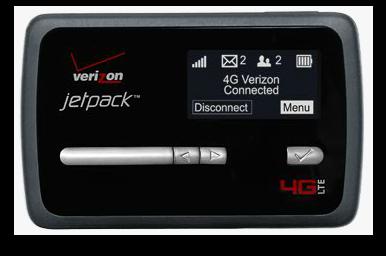 Verizon Mifi Jetpack 4G