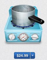 MacGourmet in the Mac App Store