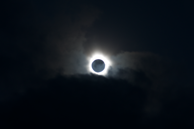 total eclipse, or occultation