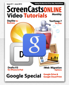 Screencasts Online Magazine