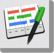 easy timeline logo