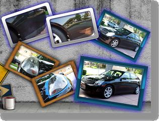 thumbnail of bills car collage