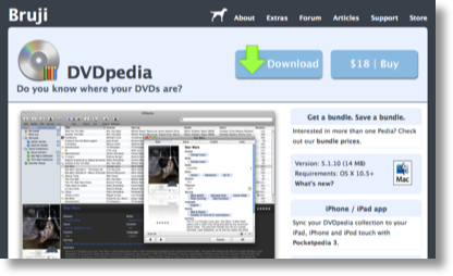 dvdpedia window at http://bruji.com