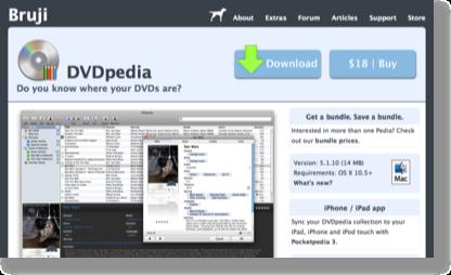 dvdpedia window at http://bruji.com