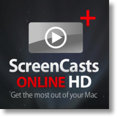 ScreenCasts Online logo in iTunes
