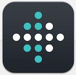 Fitbit logo in iTunes