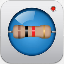resistor vision logo from app store