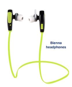green version of the headphones