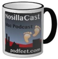NosillaCast coffee mug at zazzle.com
